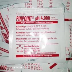 美國 PINPOINT® PH Calibration Fluid  PH / 4  校準液
