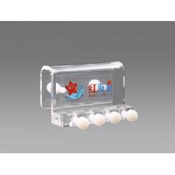 (紅海星)4頭滴定泵配套滴定管固定架