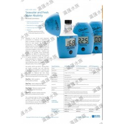 HANNA HI772 鹼度/碳酸鹽硬度 Alkalinity Check