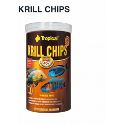 (波蘭)Tropical KRILL CHIPS  250ml   NO.60844