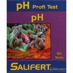 Salifert PH 值,測試
