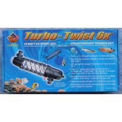 CORALIFE 美國 珊瑚牌 Coralife Turbo-Twist 3X 18W UV 殺菌燈