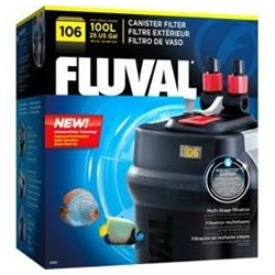 FLUVAL(富華)106 外置過濾桶 AQUARIUM CAPACITY | UP TO 100 L(25 US GAL)