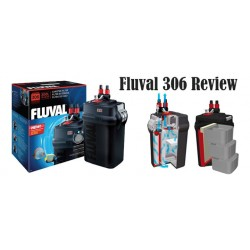 FLUVAL(富華)306外置過濾桶 AQUARIUM CAPACITY | UP TO 300 L(70 US GAL)
