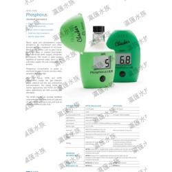 HANNA HI736 磷酸鹽 Phosphorus ULR Check