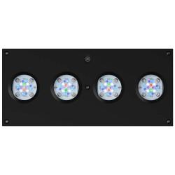 Aqua Illumination Hydra 64 HD LED Light Fixture-黑色