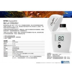 HANNA HI-780海水PH Checker® HC(Summer Sale$        )