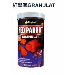 (波蘭)Tropical RED PARROT GRANULAT  1000ml  NO.60716