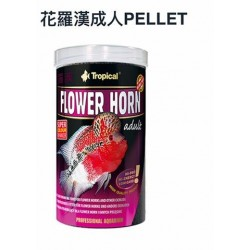 (波蘭)Tropical FLOWER HORN  1000ml  NO.64386